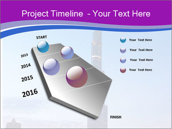 Super High Building PowerPoint Template - Slide 26