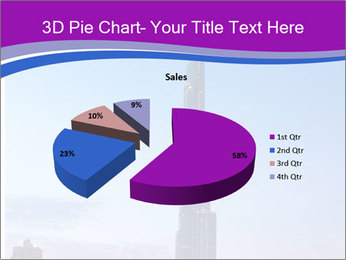 Super High Building PowerPoint Template - Slide 35