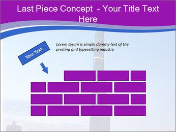 Super High Building PowerPoint Template - Slide 46