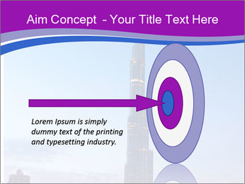 Super High Building PowerPoint Template - Slide 83