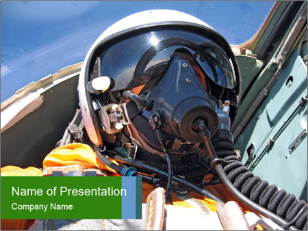 Army Pilot PowerPoint Templates