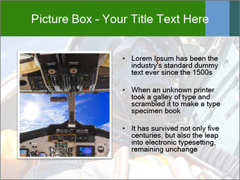 Army Pilot PowerPoint Templates - Slide 13