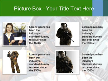 Army Pilot PowerPoint Templates - Slide 14
