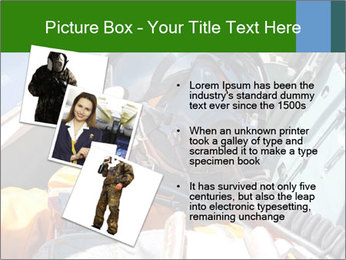 Army Pilot PowerPoint Templates - Slide 17