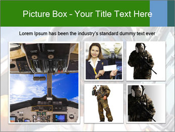 Army Pilot PowerPoint Templates - Slide 19