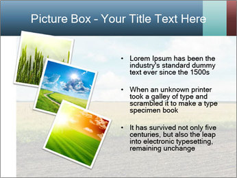 Yellow Field PowerPoint Templates - Slide 17