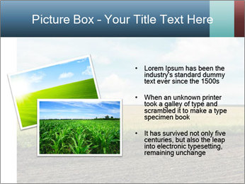 Yellow Field PowerPoint Templates - Slide 20