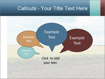 Yellow Field PowerPoint Templates - Slide 73