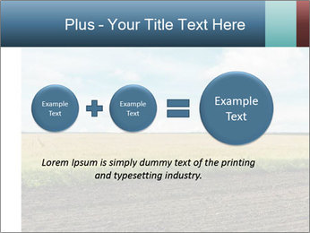 Yellow Field PowerPoint Templates - Slide 75