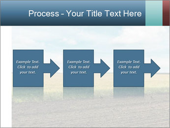 Yellow Field PowerPoint Templates - Slide 88