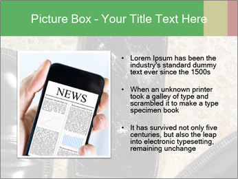 Black Leather Shoes PowerPoint Template - Slide 13