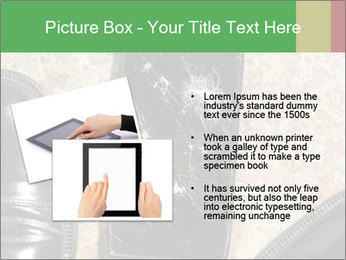 Black Leather Shoes PowerPoint Template - Slide 20