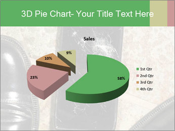 Black Leather Shoes PowerPoint Template - Slide 35
