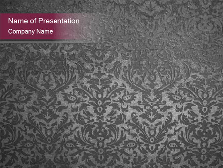 Grey wallpapers PowerPoint Templates