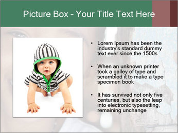 Girl From Philippines PowerPoint Template - Slide 13