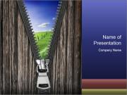 Open Horizons PowerPoint Templates