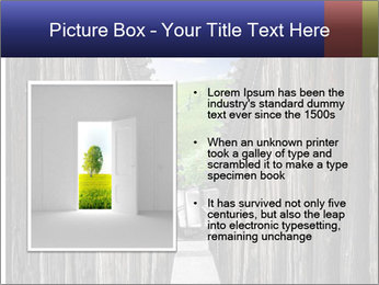 Open Horizons PowerPoint Template - Slide 13