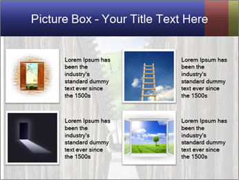 Open Horizons PowerPoint Template - Slide 14