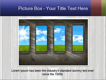 Open Horizons PowerPoint Template - Slide 15