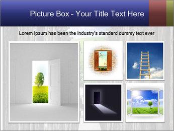 Open Horizons PowerPoint Template - Slide 19