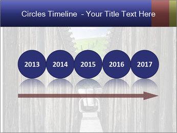 Open Horizons PowerPoint Template - Slide 29