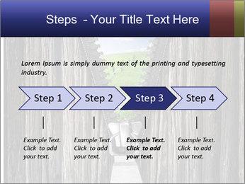 Open Horizons PowerPoint Template - Slide 4