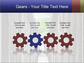 Open Horizons PowerPoint Template - Slide 48