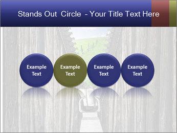 Open Horizons PowerPoint Template - Slide 76