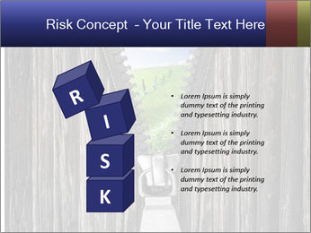 Open Horizons PowerPoint Template - Slide 81