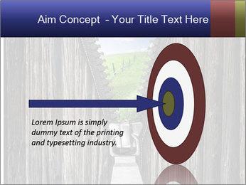 Open Horizons PowerPoint Template - Slide 83
