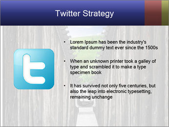 Open Horizons PowerPoint Template - Slide 9