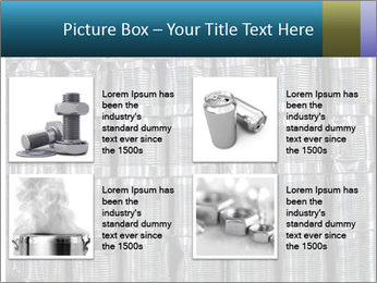 Big Tins PowerPoint Template - Slide 14