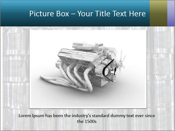 Big Tins PowerPoint Template - Slide 16