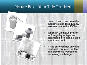 Big Tins PowerPoint Template - Slide 17