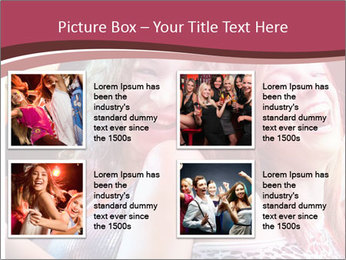 Girls Party PowerPoint Template - Slide 14