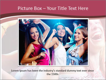 Girls Party PowerPoint Template - Slide 16