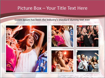 Girls Party PowerPoint Template - Slide 19