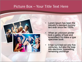 Girls Party PowerPoint Template - Slide 20