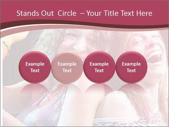 Girls Party PowerPoint Template - Slide 76