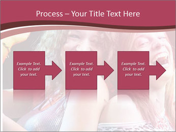 Girls Party PowerPoint Template - Slide 88