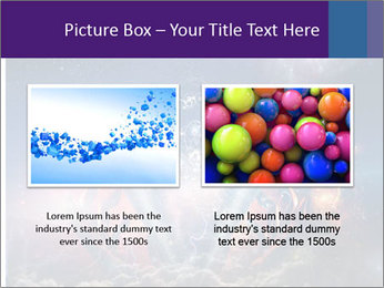 Cosmic Space PowerPoint Template - Slide 18