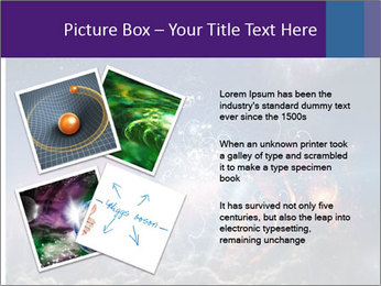 Cosmic Space PowerPoint Template - Slide 23