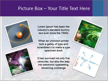 Cosmic Space PowerPoint Template - Slide 24