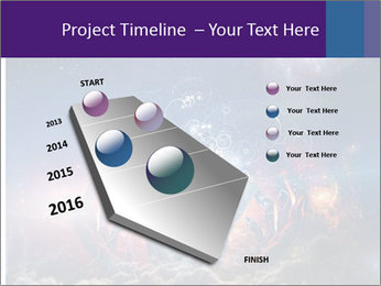 Cosmic Space PowerPoint Template - Slide 26