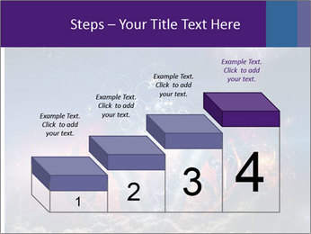Cosmic Space PowerPoint Template - Slide 64