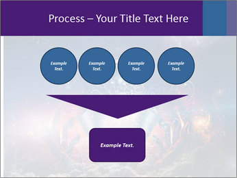 Cosmic Space PowerPoint Template - Slide 93