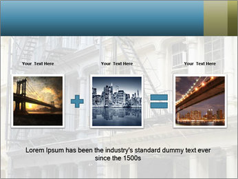 Reconstruction of buildings PowerPoint Templates - Slide 22
