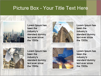 Grey Building Facade PowerPoint Template - Slide 14