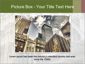 Grey Building Facade PowerPoint Template - Slide 16
