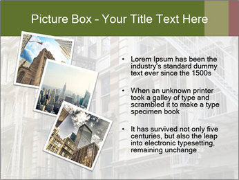 Grey Building Facade PowerPoint Template - Slide 17